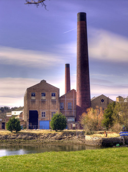 papermill Near where i used to live
